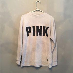 Winter 2017 PINK sweater